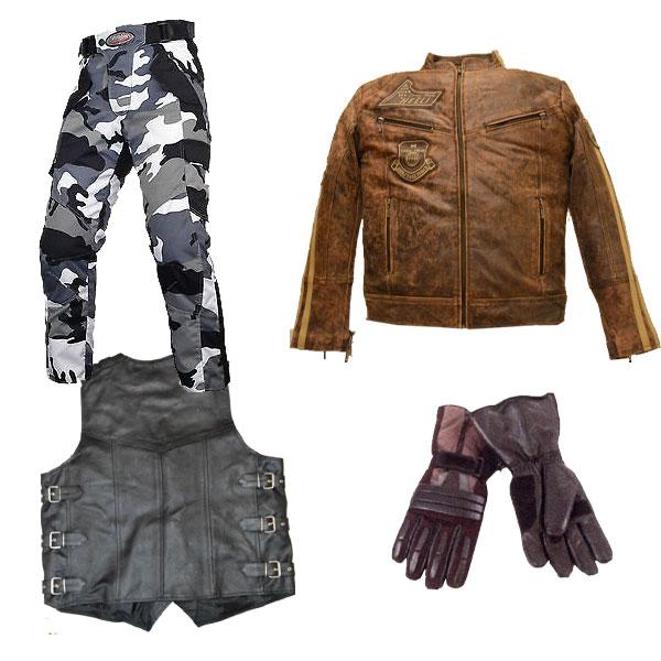 Biker Clothing