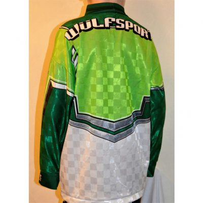 Motocross Kids Top – Green