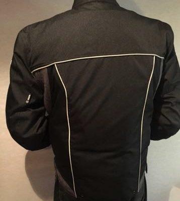 Cordura black jacket